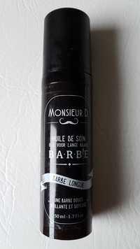 Laurence Dumont - Barbe - Huile de soin