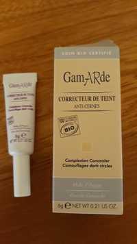 GAMARDE - Correcteur de teint - Anti-cernes bio