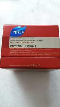 Phyto - Phytomillesime - Masque sublimateur de couleur