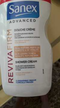 SANEX - Revivafirm - Douche crème