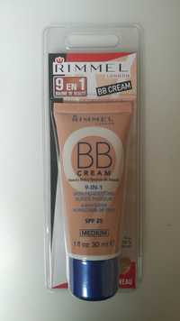 RIMMEL - BB cream 9-in-1 skin perfecting super makeup SPF 25
