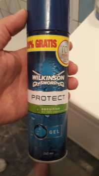 WILKINSON SWORD - Protect sensitive gel