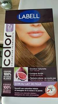 LABELL - Coloration permanente 7.3 blond doré