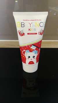 BBRYANCE - Kids - Dentifrice enfant (3-10 ans) parfum fraise