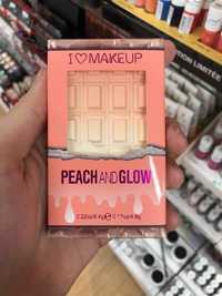 I LOVE MAKEUP - Peach and glow - Highlight and illuminator duo