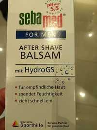 SEBAMED - For men - After shave balsam
