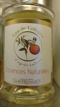 CLAUDE GALIEN - Essence naturelles - Eau de Cologne