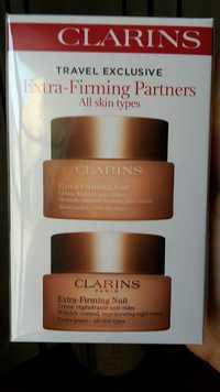 Clarins - Extra-firming partners - Crème régénérante anti-rides