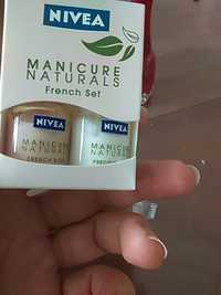 Nivea - Manicure naturals - French set