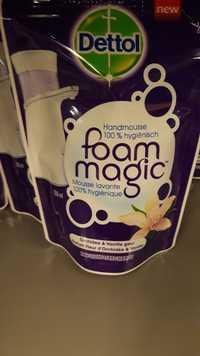 Dettol - Foam magic - Mousse lavante mains