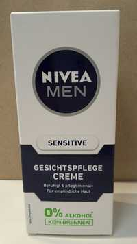 Nivea - Men - Sensitive gesichtspflege creme