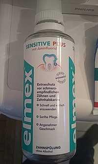 Elmex - Sensitive plus - Zahnspülung