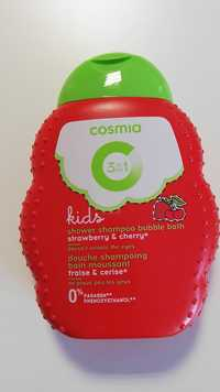 Cosmia - Kids - Shower shampoo bubble bath 3 in 1