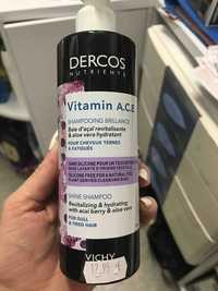 VICHY - Vitamin A.C.E- Shampooing brillance