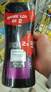 AXE - Provocation - Gel douche attraction intense