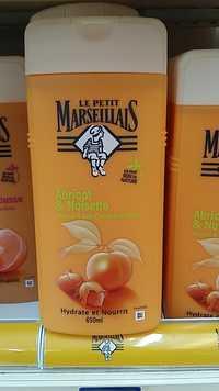 LE PETIT MARSEILLAIS - Abricot & Noisette - Douche &  Bain crème extra doux