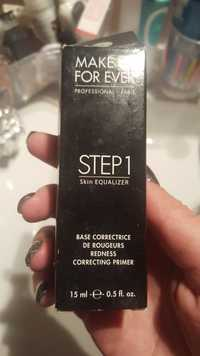 Make up for ever - Step1 - Base correctrice de rougeurs