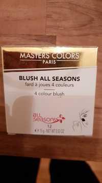 MASTERS COLORS - Blush all seasons - 4 colour 12