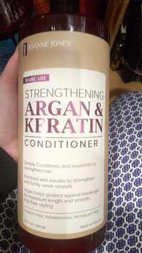 JOANNE JONES - Argan & Keratin - Strengthening conditioner