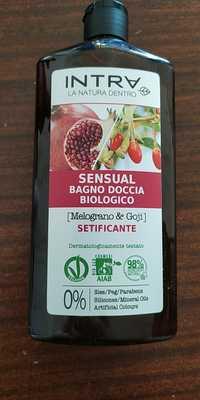 INTRA - Melograno & goji - Sensual bagno doccia biologico