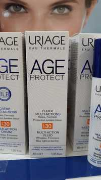 Uriage - Age protect - Fluide multi-actions SPF 30