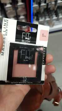 Maybelline - Fit me ! - Blush 15 nude
