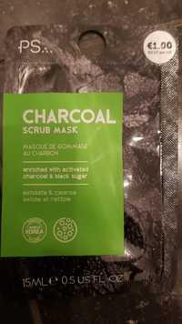 Primark - Masque de gommage au charbon