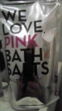 ORANGE CREATIVES - We love pink - Bath salts