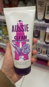 AUSSIE - Daily clean - Après-shampooing à l'Eucalyptus des Montagnes