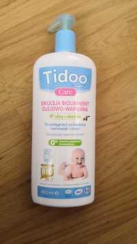TIDOO - Emulsja bioliniment 48% oliwy z oliwek bio