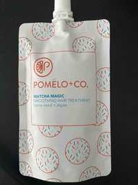 POMELO-CO - Matcha magic - Smoothing hair treatment