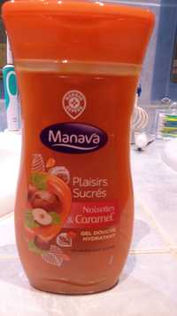 Marque Repère - Manava Plaisirs sucrés - Gel douche hydratant