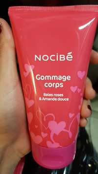 NOCIBÉ - Gommage corps baies roses & amande douce