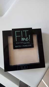 Maybelline - Fit me ! Matte + poreless