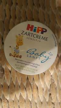 Hipp - Baby sanft - Zartcreme sensitiv bio