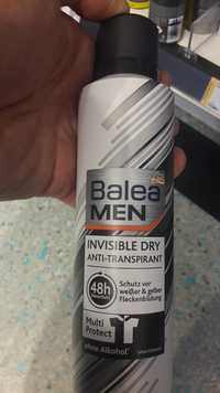 Balea - Men invisible dry - Anti-transpirant 48h