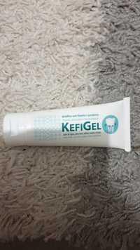 KefiGel - Dentifrico sem fluoreto e parabens