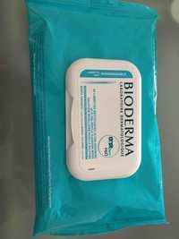 Bioderma - ABCDerm H2O - Lingettes nettoyantes ultra-douceur