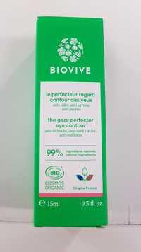 Biovive - Le perfecteur regard contour des yeux