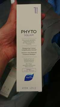 Phyto - Phyto squam - Shampooing traitant antipelliculaire intensif