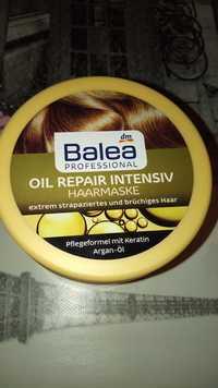Balea - Oil repair intensiv - Haarmaske