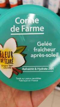 Corine de Farme - Fleur de tiaré - Gelée fraîcheur après-soleil