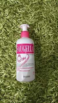 SAUGELLA - Girl - Emulsion lavante douce pour l'hygiène intime