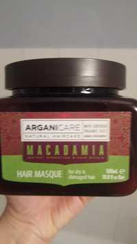 Arganicare - Macadamia - Hair masque