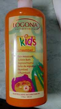 Logona - Kids - Bain moussant