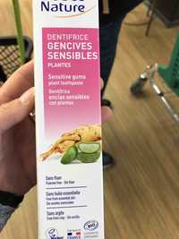 Douce Nature - Dentifrice gencives sensibles
