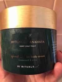 Rituals - The Ritual of Anahata - Spread the love body cream