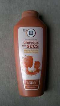 BY U - Shampooing cheveux très secs