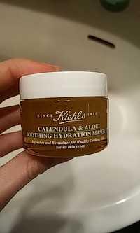 Kiehl's - Calendula & aloe - Soothing hydration masque