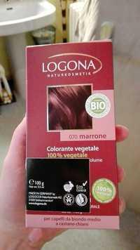 Logona - Colorante végétale - 070 marrone
